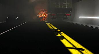– Enkle sikkerhetstiltak vil redde liv i tunneler