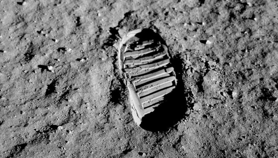 Amerikanere på Månen før ferder til Mars?