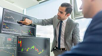 Finanssektoren er mest bekymret for digitalisering