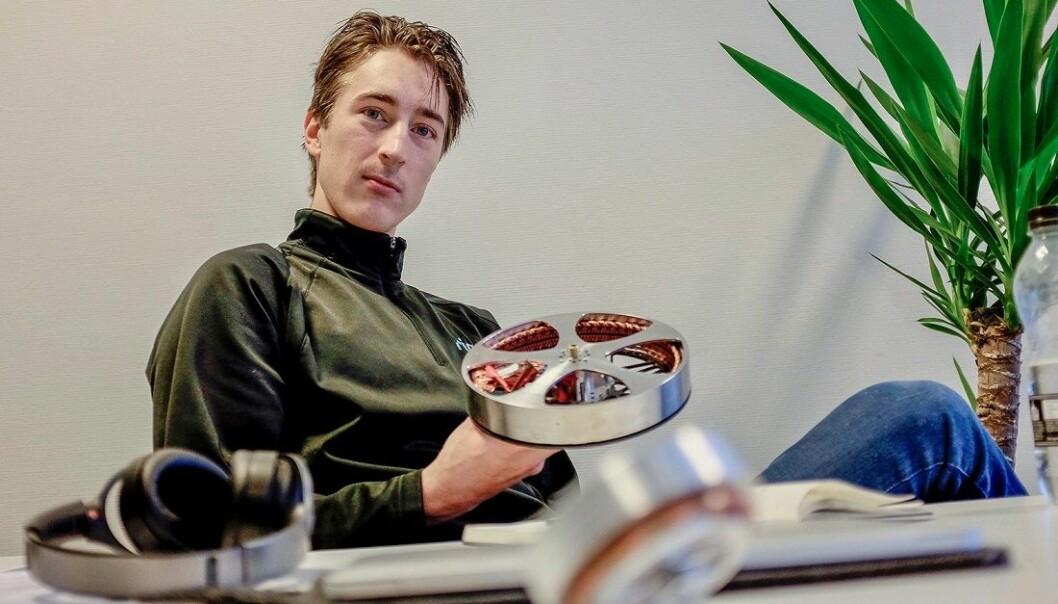 Gründer Jørgen Selnes i Alva Motor Solutions vil skape et internasjonalt elektrisk motorselskap med base i Norge. Nå jobber de med å utvikle fremtidens elektriske motorer og generatorer. (Foto: Alva Motor Solutions)