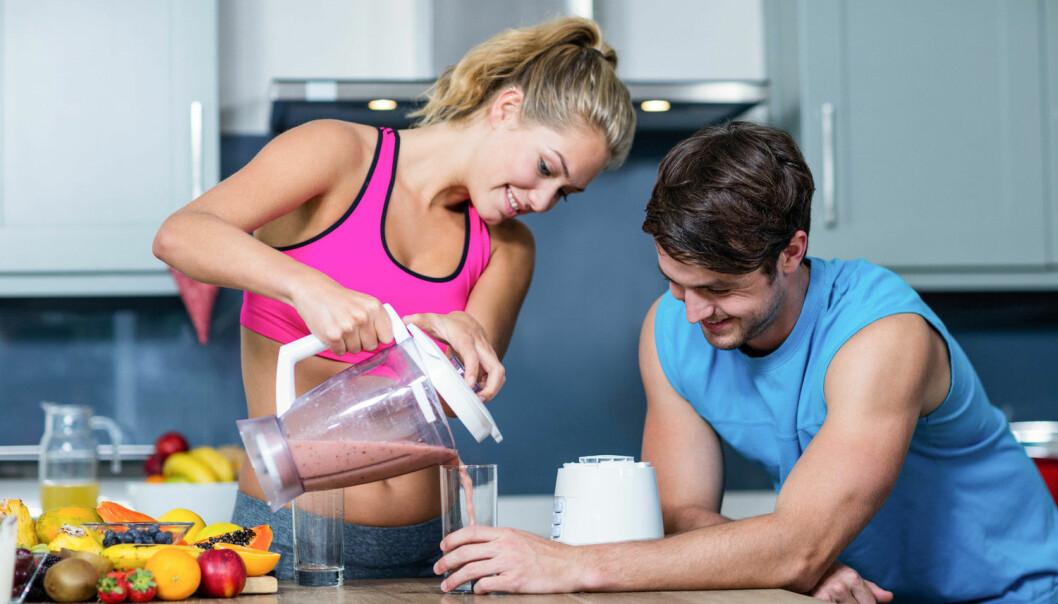 Du bør kanskje ha et annet kosthold enn kjæresten din. Genstudier tyder på at noen er genetisk disponert for å forbrenne karbohydrater enn andre.  (Foto: wavebreakmedia / Shutterstock / NTB scanpix)