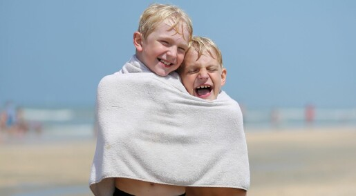 Spør en forsker: Kan du bli syk av å dele håndkle med andre?