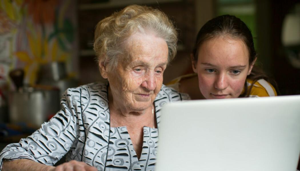 Vi omgis av stadig mer teknologi innen helse og omsorg, men vet lite om hvilken effekt teknologien vil ha på samfunn og familier, sier forskere bak ny studie.(Illustrasjonsfoto: De Visu / Shutterstock / NTB scanpix)