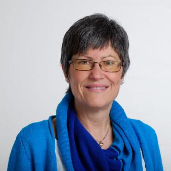 Anne-Gerd Gjevre. (Foto: Veterinærinstituttet)