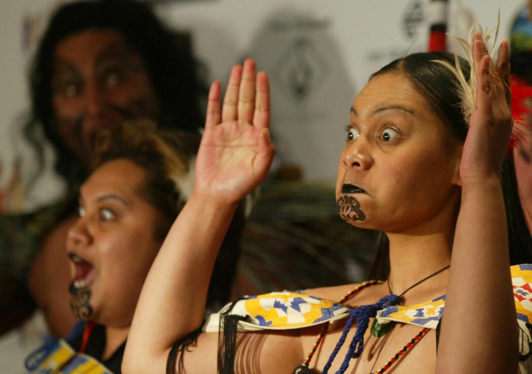 Fra maoriene på New Zealand har vi fått ordet kiwi. Men det var egentlig navnet på en fugl. (Foto: AP/NTB scanpix)