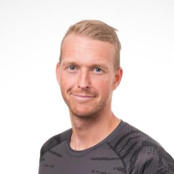 Stipendiat Hans Kristian Stadheim. (Foto: Norges idrettshøgskole)