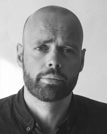 "Krimforfatter Gunnar Klinge fester fortellingen i ""Alma Mater"" til Det humanistiske fakultet og idéhistorien, hans eget fag. (Foto: privat)"