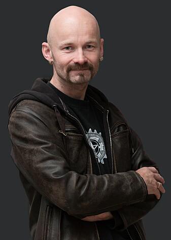 Professor Aksel Tjora. (Foto: NTNU)