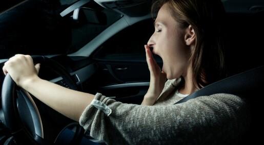 Hvorfor blir vi så trøtte i bilen når andre sover?