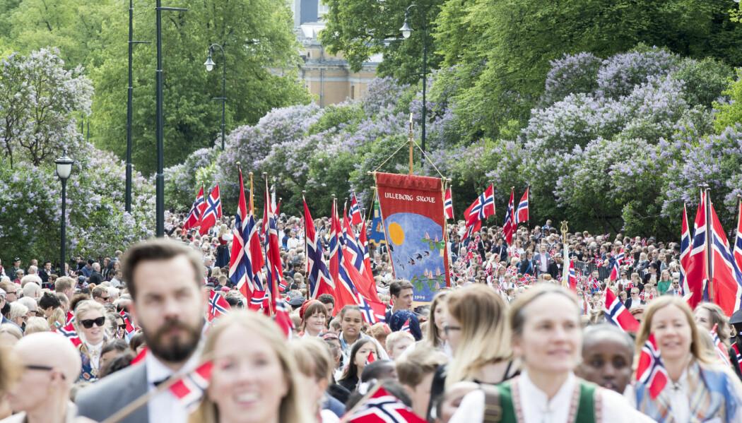 Vet du hvilke ord som er opprinnelig norske? Helt vanlige ord som «snakke» og «spise» er det ikke. (Foto: Terje Pedersen, NTB scanpix)