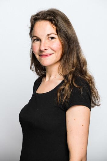 Lege Trine Aarvold. (Foto: Kai Myhre)