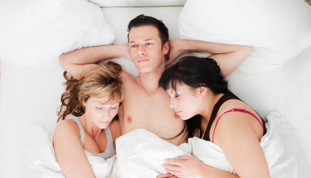 Om mennesket lever monogamt eller polygamt, avhenger i stor utstrekning av kultur. Mesteparten av verdens befolkning lever imidlertid i en form for polygami.  (Foto: altafulla / Shutterstock / NTB scanpix)