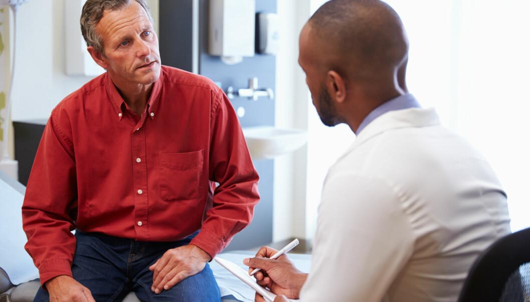 Stor dansk studie viser at de som har blitt tilbudt regelmessige helsesjekker, blir like ofte syke som andre.  (Foto: Monkey Business Images / Shutterstock / NTB scanpix)