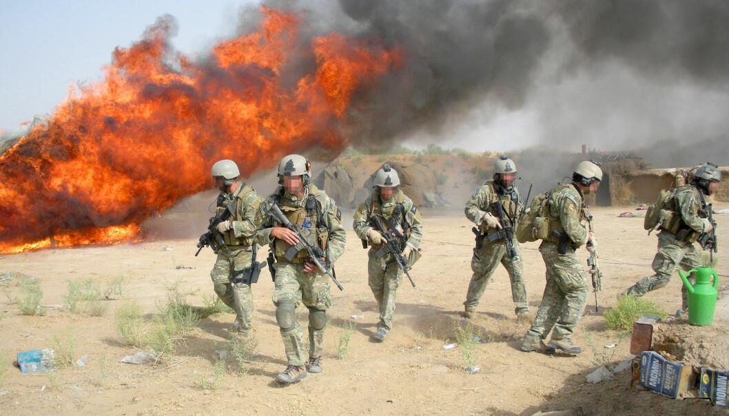 På flere områder ligner krigen i Afghanistan på krigene i Norden i Middelalderen. (Foto: Wikimedia Commons)