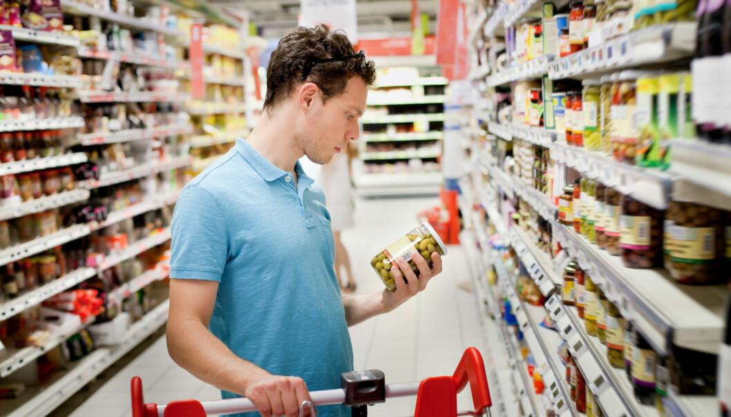 Forbrukerne har overraskende lite kjennskap til matmerkene fra myndighetene, viser forskning. (Illustasjonsfoto: Song_about_summer / Shutterstock / NTB scanpix  )