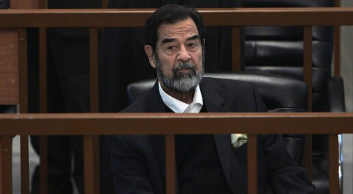 Derfor mislyktes Saddam og Gaddafis atomvåpenprogram