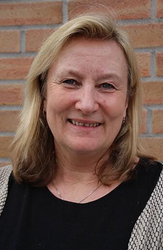 Forsker Kristin Martinsen. (Foto: RBUP)