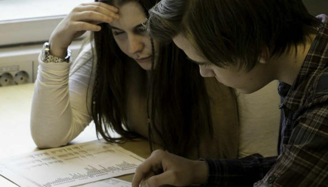 12 000 elever, lærere, foreldre og folk fra næringslivet i fem europeiske land har svart på spørreundersøkelserom ungdomsbedrifter i skolen.  (Foto: Ungdomsbedrift)