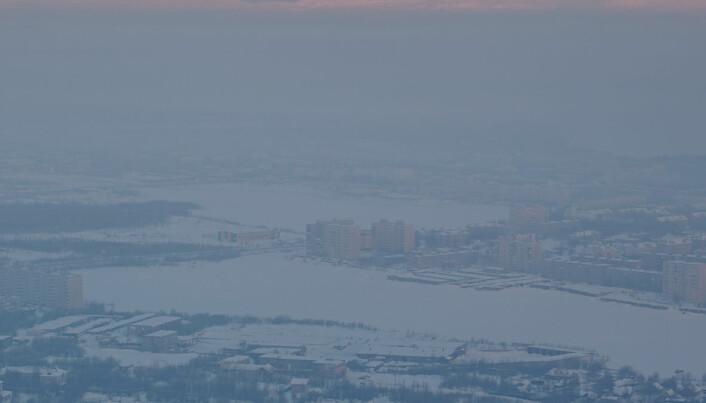 Nå kan du sjekke luftkvaliteten der du bor