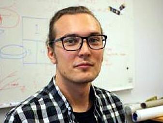 Frank Guldstrand er ekspert på eksperimentell geovitenskap. Han mener det er mulig å utvikle pålitelige varsler av vulkanutbrudd. (Foto: Dag Inge Danielsen, UiO)