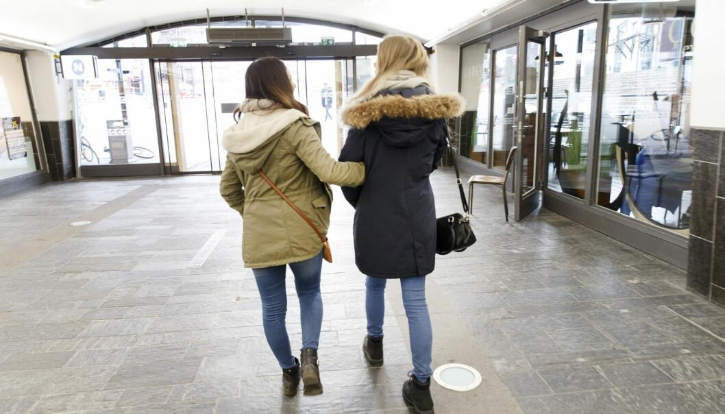 Flere ungdommer har opplevd god nytte av oppfølgingen de får fra konfliktrådet, viser ny forskning. (Foto: Gorm Kallestad / NTB scanpix)