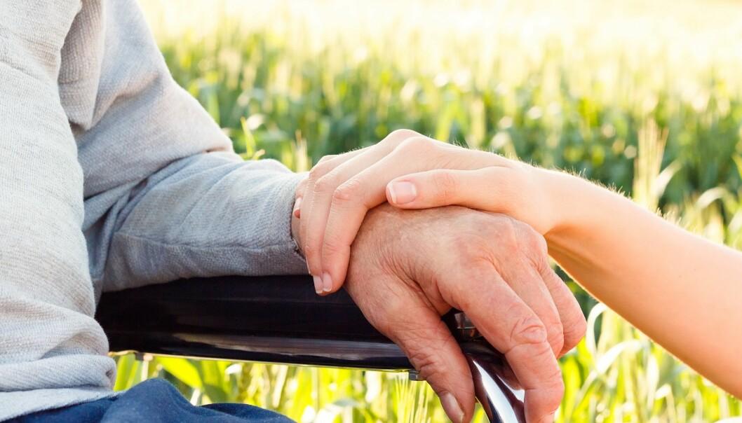 Forskere skal gjennomføre en stor undersøkelse i håp om å kartlegge noen av risikofaktorene for demens. (Illustrasjonsfoto: Colourbox)