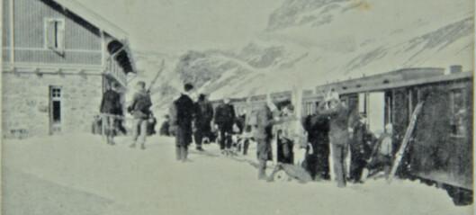 Påske, snø, høyfjell og sardiner