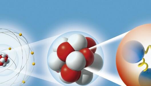 Sjarmkvark, gluon, myon og tau: Derfor har de aller minste partiklene så rare navn