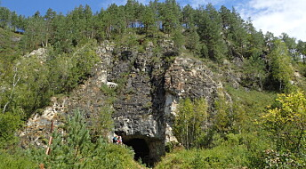 I denne hulen i Sibir har det bodd to forskjellige menneskearter i en periode på over 200.000 år