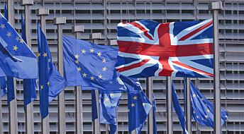 - Brexit er giftig for forskingssamarbeidet