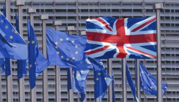 Forskningsrådet advarer mot å samarbeide med britiske forskere