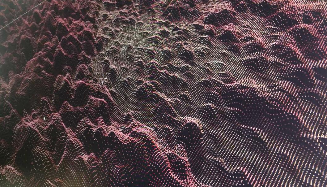 En kombinasjon av skogregistreringer på bakken og tredimensjonale flybilder gir detaljert oversikt over norske skogressurser.  (Foto: NIBIO)
