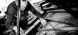 Musikere lar kreative maskiner lage musikken
