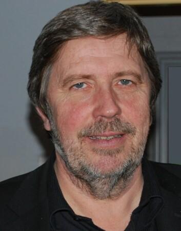 Professor Stein Erik Ulvund.