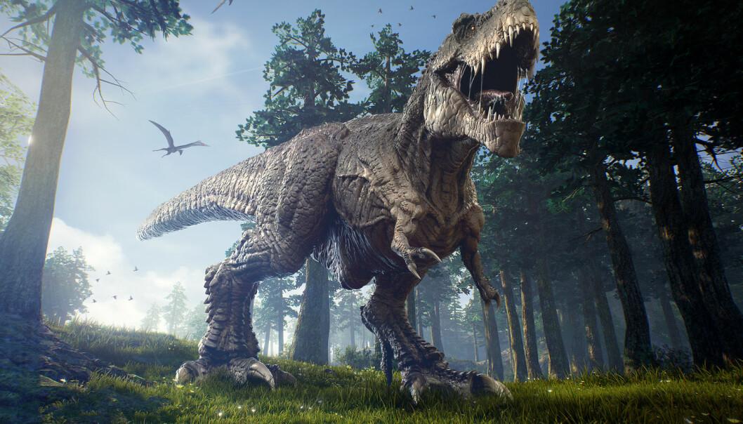 Kjempestudie: Alle dinosaurforskere har tatt feil i 130 år