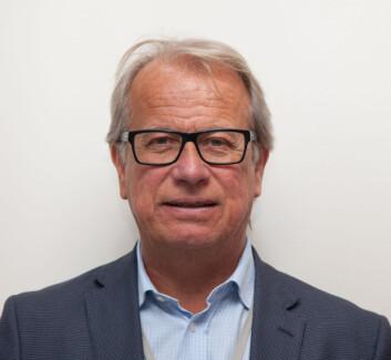 Håvard E. Danielsen er professor i genetikk og informatikk og leder prosjektet som skal automatisere kreftdiagnoser. (Foto: Oslo Universitetssykehus)