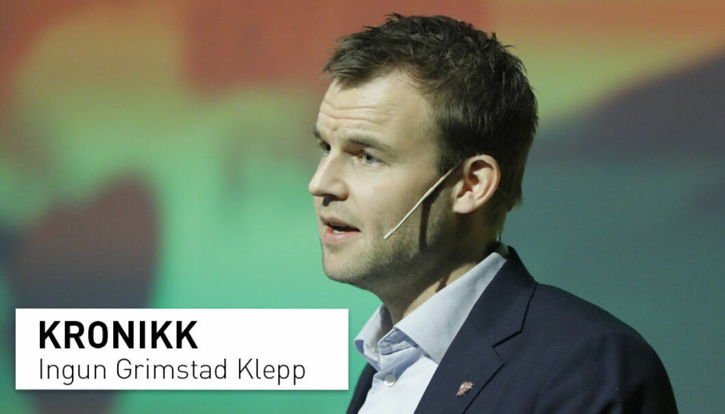 Barne- og familieminister Kjell Ingolf Ropstad har også fått ansvar for forbrukspolitikken i Norge. Det er det ikke mange som har fått med seg. (Foto: Fredrik Hagen / NTB scanpix)