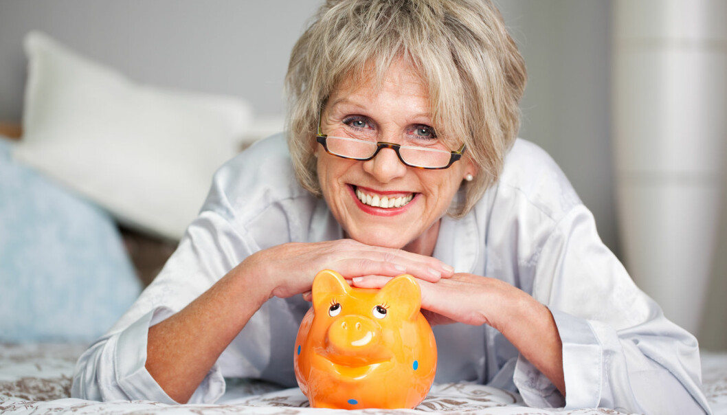 Husholdninger med nordmenn i 60-årsalderen eier nå i gjennomsnitt verdier for nesten 4,5 millioner kroner hver.  (Illustrasjonsfoto: racorn/Shutterstock/NTB scanpix)