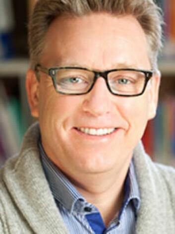 Hans Christian Sandlie er forsker ved velferdsforskningsinstituttet NOVA på Høgskolen i Oslo og Akershus. (Foto: HiOA)