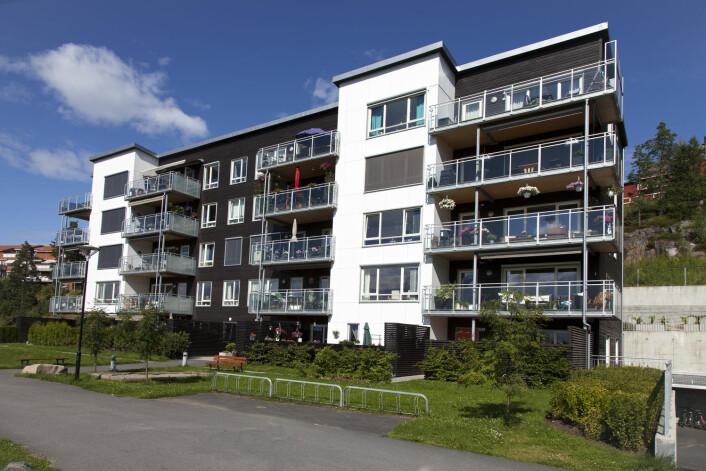 I takt med at boligprisene har skutt i været, så er formuesgapet mellom eldre og unge i Norge blitt stadig større. Også unge eier ofte boliger. Men de har i tillegg mye gjeld og dermed langt mindre nettoformue. (Illustrasjonsfoto: Morten Normann Almeland / Shutterstock / NTB scanpix)