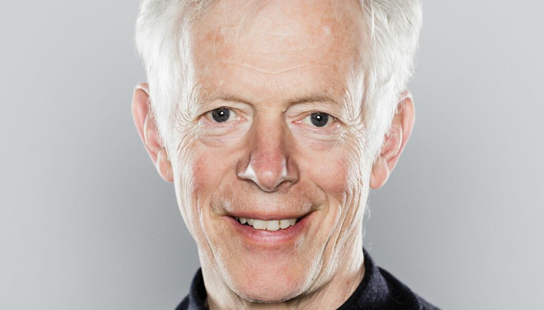Petter D. Jenssen vant nylig Avlopp & Kretsloppspriset.  (Foto: NMBU)