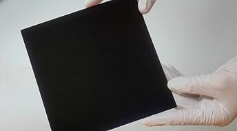 Verdensrekord for solceller av silisium