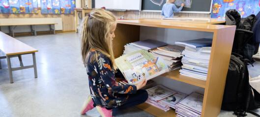 Nytt skoletiltak reduserer angst og depresjon hos barn