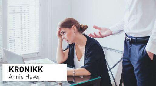Ledere som ikke forstår betydningen av følelser bør få alarmklokkene til å ringe