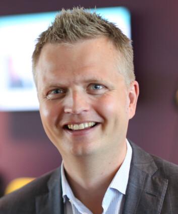 Vegard Kolbjørnsrud er postdoktor ved Handelshøyskolen BI. (Foto: BI)