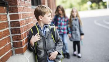 Bråk gjør hverdagen vanskelig for elever med hørselshemming