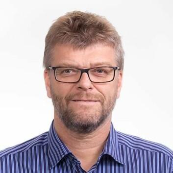 Professor Erik Opsahl. (Foto: NTNU)