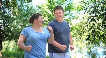 Kvinnens fett er sunnere enn mannens