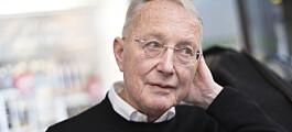 Professor Knut Engedal får demensforskningsprisen