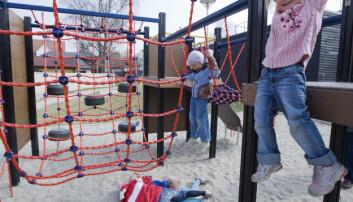 Hva mener barn om de ansatte i barnehagen?